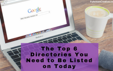 The Top 6 Directories You Need to Be Listed on Today
