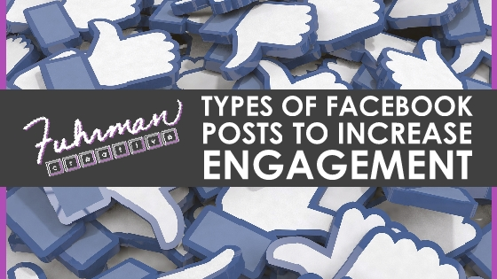 increase engagement on Facebook